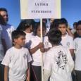 Motivée mais surtout fière, La Tour Saint-Pierroise a défilé le 14 juillet 2015 au front de mer de Saint-Pierre. L'objectif a été de promouvoir le club d'échecs de Saint-Pierre!