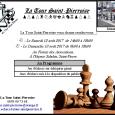 """La Tour Saint-Pierroise a l'honneur de vous informer qu'elle participera au """"Salon des Associations"""" Le samedi 12 août 2017 de 14h00 à 18h00 et Le Dimanche 13 août 2017 de […]"""